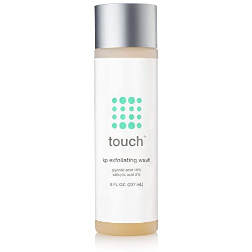 Buy Touch Keratosis Pilaris & Acne Exfoliating Body Wash Cleanser